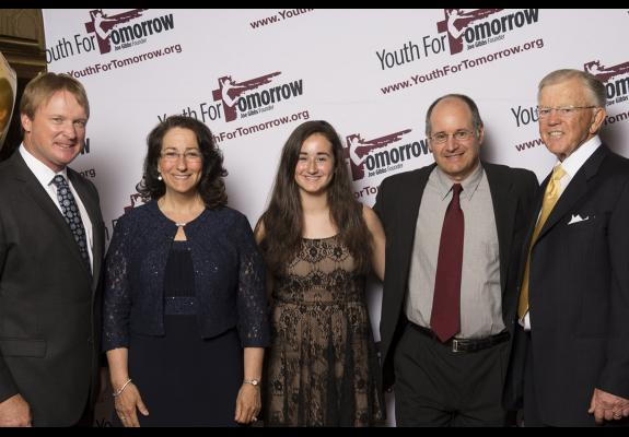 May 14, 2014: Burgundy & Gold Banquet (Youth for Tomorrow)