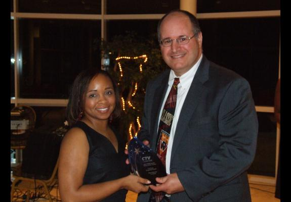Sept. 29, 2011: CAM Awards (Prince George's Community Television)