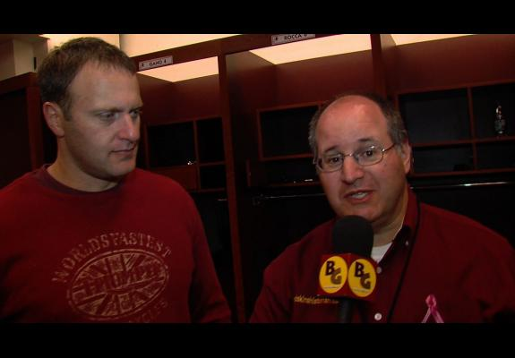 Burgundy & Gold Magazine -- The Australian Duo--Donovan McNabb analysis--The Hogettes
