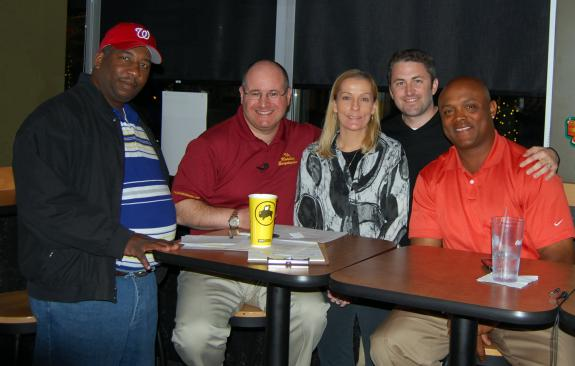 Burgundy & Gold Magazine -- 2010 Redskins Draft Analysis & Offseason Review