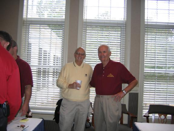 Oct. 11, 2007: Brig Owens Celebrity Golf Classic, Westfields Golf Club, Clifton, VABrig Owens