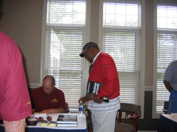 Oct. 11, 2007: Brig Owens Celebrity Golf Classic, Westfields Golf Club, Clifton, VA