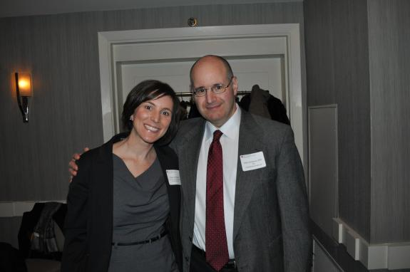 Feb. 27, 2014: Temple University Alumni Reunion