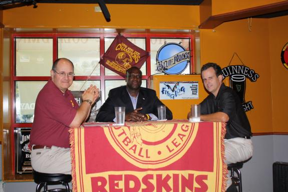 Aug. 27, 2012: Burgundy & Gold Magazine - Redskins 2012 Season Preview