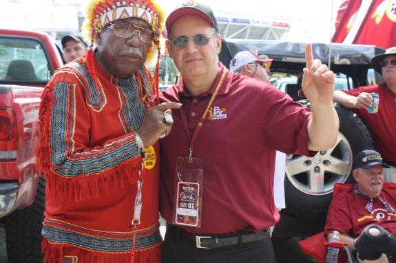 Aug. 24, 2014: Redskins Tailgate Parties