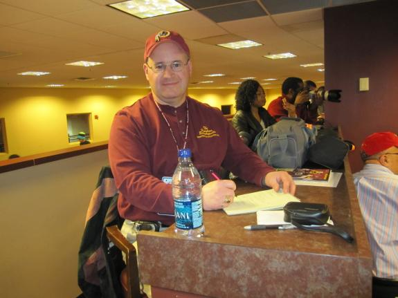Dec. 27, 2009: Redskins-Cowboys at FedExField