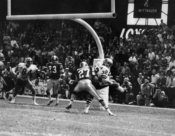 May 15, 1973: Allen Deals for All-Pro Safety