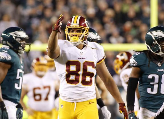 REDSKINS SEND EAGLES FLYING, CAPTURE NFC EAST