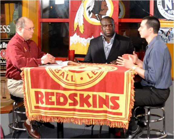 Burgundy & Gold Magazine -- Redskins 2011 season review