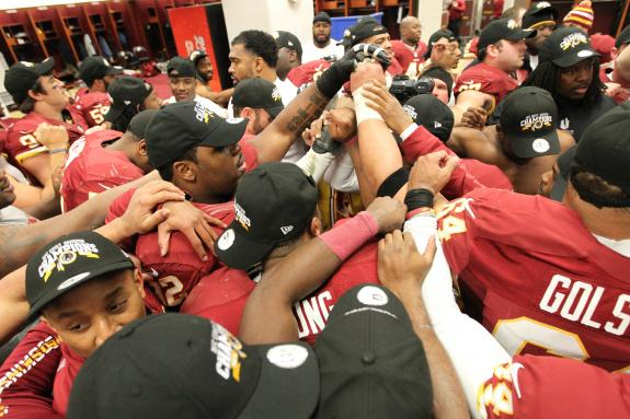 2012 Washington Redskins season recap