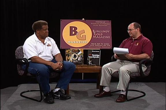 Burgundy & Gold Magazine -- 1 on 1 w/ versatile Hog Raleigh McKenzie