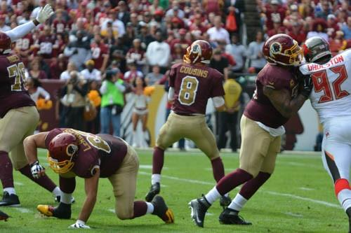 IMPROBABLE COMEBACK LIFTS REDSKINS TO 3-4 HEADING INTO BYE WEEK