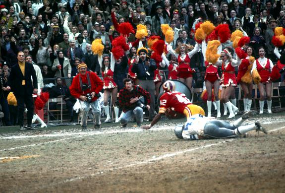 Redskins Legacy: `72 Redskins Dominate Cowboys