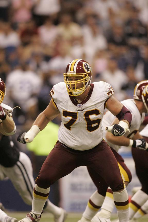 Jon Jansen: Back at Right Tackle